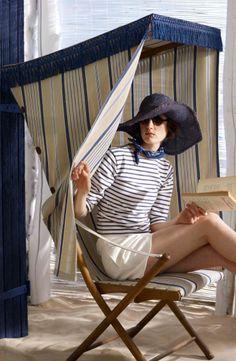 Ralph Lauren Cap Ferrat style: chic since the 1940s