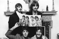 PAUL ON THE RUN: The Beatles Reportedly Correcting 'A Truly Terribl...