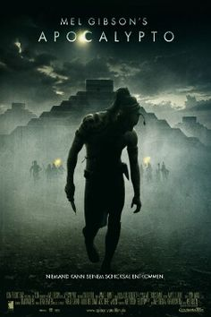 A man escapes being sacrificed by his civilization and must outrun his captors. Takes place during the Mayan era. Everything about this movie is amazing. Brutally violent, but amazing.