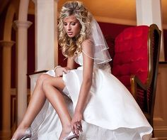 Image detail for -Half up half down wedding hairstyles with veil