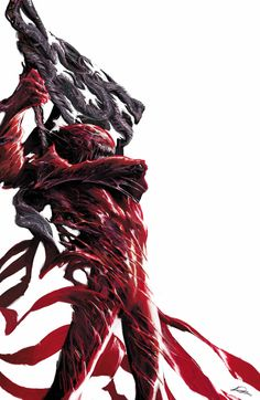 COMICS: Paint the Town Red With This First Look At AXIS: CARNAGE #1