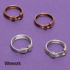 adjustable band rings Projects | Art Jewelry Magazine