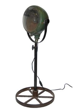 Industrial Lamp - Industriele staande lamp - Trademark Living http ...