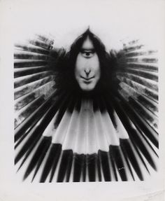 weegee's most famous photo | By Weegee (Arthur Fellig). Distorted Mona Lisa.