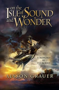 Amazon.com: On the Isle of Sound and Wonder eBook: Alyson Grauer: Kindle Store