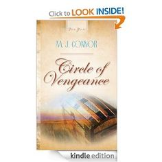 """Circle of Vengeance. When a handsome drifter rescues Carrie Butler from her runaway buggy, she thinks he may be the fulfillment of all her dreams. But is John Thornton really the chivalrous """"mysterious stranger"""" of Carrie's thoughts? Or does his sudden appearance have a darker purpose?"""