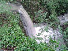 Waterfall in Polvano/Tuscany