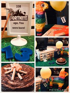 The coolest party favor ideas for a Fortnite bday party theme. Goodie bags, candy, DIY ideas, toys and more perfect for any Fortnite 13th Birthday Parties, 12th Birthday, Birthday Party Favors, Birthday Party Decorations, Boy Birthday, Party Themes, Party Ideas, Birthday Ideas, Video Game Party
