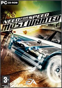 Need for Speed: Most Wanted (2005) (PC) okładka