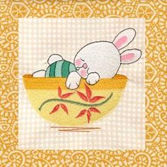 OregonPatchWorks.com - Sets - A Hare in my Soup