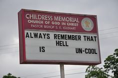 CSBX-0002 - Childress Memorial Church of God in Christ - Church Signs and Sayings-S.jpg (400×266)