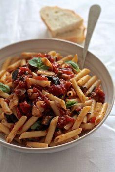 New recipes vegetarian pasta vegans 31 Ideas Italian Recipes, New Recipes, Vegetarian Recipes, Healthy Recipes, Drink Recipes, Delicious Recipes, Potato Recipes Crockpot, Pasta Recipes, Pasta Facil