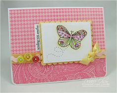 Sending You Smiles Bird Cards, Get Well Cards, Copic, Your Smile, Butterflies, Card Ideas, Paper Crafts, Birds, Frame