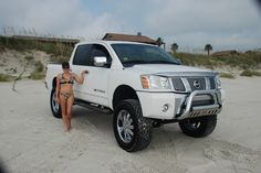 "lifted 4x4 | 2005 Nissan Titan Crew Cab ""TitonUp"" - Saint Augustine, FL owned by ..."