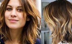 Resultado de imagem para cabelos inverno 2016 cores e cortes