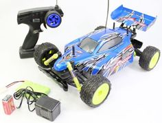 1:10 Scale Off Road Extreme Racing Buggy The Rogster Born To Race Electric RTR RC Buggy Remote Control BUGGY High Quality (Colors May Vary)