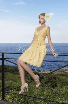 Sonia Peña 2016, disponible en tiendas Vertize Gala Fiesta Getafe, Móstoles y Madrid. Pequeña selección de modelos en Vertize Gala Córdoba y Sevilla. #moda #fiesta #VertizeGala