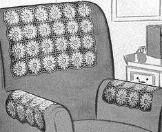 Crown Jewel Chair Set Pattern #7234