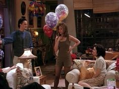 """""""The One Where Rachel Finds Out"""""""