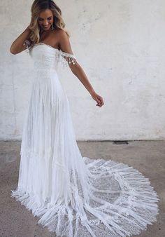 Grace Loves Lace Fabienne A-Line Wedding Dress