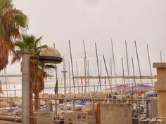 Marina. Tel Aviv, Israel
