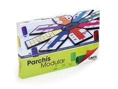 Parchís modular - www.mentesdiferentes.com