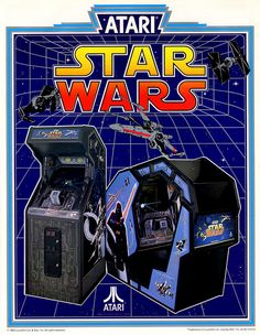 Star Wars (1983) by The Moog Image Dump, via Flickr
