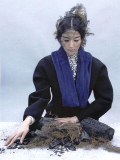 Vogue Korea August 2014 | Jun Young Choi by Hyea Won Kang