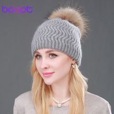 F&u Fashion Cotton Woolen Yarn Knitted Rhinestones Butterflies Hats Casual Warm Hat Fashion For Female In Winter 4 Colors Bringing More Convenience To The People In Their Daily Life Apparel Accessories Women's Skullies & Beanies