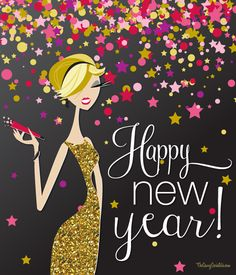 Happy New Year Greetings Images 2020 Happy New Year Quotes, Happy New Year 2016, Happy New Year Wishes, Happy New Year Greetings, Quotes About New Year, New Year 2018, Happy 2015, Holidays And Events, Happy Holidays