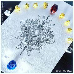 ESCUDO DE PROTEÇÃO COM XANGÔ, OGUM E OXUM. Destino: Rio de Janeiro-RJ. ⚠️ATENÇÃO⚠️ PEDIDOS/ORÇAMENTOS através do e-mail: notovic@gmail.com Wicca, Soul Art, Inspirational Artwork, Tattoo Designs, Tattoo Ideas, Coat Of Arms, Metal Working, Maya, Tatoos