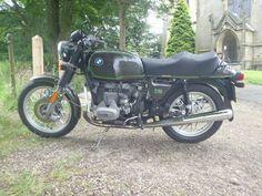 BMW R80/7 The Start
