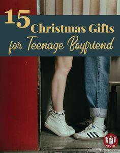 Affordable and cool gifts for teenage boyfriend this holiday.