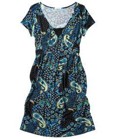 Passionately Paisley Dress