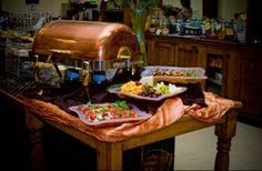 great buffet set up | Catering Vabrehiall desde ¢ 4000 por persona menú completo - Central ...