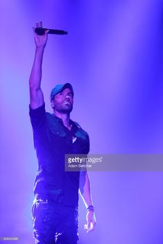 Enrique Iglesias performs at Xcel Energy Center on October 6, 2017 in St Paul, Minnesota.