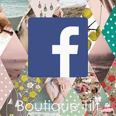 boutique TILT Suivez nous sur Facebook !