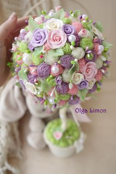 Ольга Лимон. Топиарий, декор, цветы, магниты