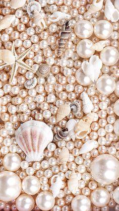 Pink Pearls and Sea Shells