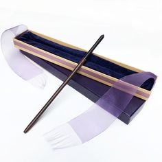 [ Off ] Quality New style Wizarding World Narcissa Malfoy Wand Harry Potter Wand with a Gift Box Draco Malfoy, Draco Wand, Magic Wand Harry Potter, Witch Wand, Lord Voldemort, Classic Toys, Aliexpress, Metal, Ribbon