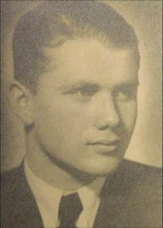 Vlastimil (Aťa) Moravec. Aťa and his father Alois were executed in Mauthausen on October 24, 1942. Photo from http://www.ceskatelevize.cz/porady/10350893065-heydrich-konecne-reseni