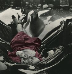 """""""the Most Beautiful Suicide"""". Evelyn Mchale Jumped From The Empire State Building, 1947"""