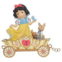 Precious moments Disney Parade- A different princess for each birthday. Start tradition buying prince and 1st birthday princess this year.