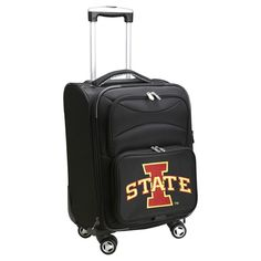 NCAA Iowa State Cyclones Carry-On Spinner