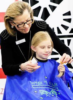 is a non-profit providing kids new hair, new hope, and a chance to be themselves; learn how you can donate hair. Donate Your Hair, Donating Hair, Curly Hair Styles, Natural Hair Styles, Short Wigs, Wig Making, Hair Strand, Children In Need, Wig Cap