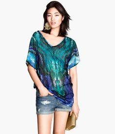 H&M Beach tunic