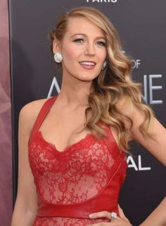 "These days it's clear Blake Lively, here at the premiere of her film <a href=""http://www.moviefone.c... - Getty Images North America"