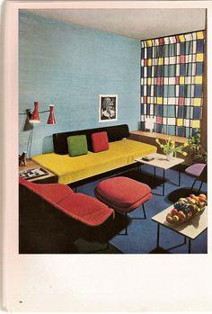 Living room, 1959 | Flickr