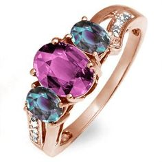 PERSONALIZE YOUR COLOR STONE RING