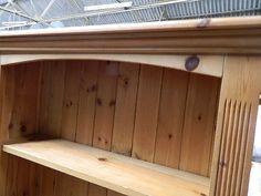 Pine Bookcase, Shelves, Storage, Furniture, Design, Home Decor, Purse Storage, Shelving, Decoration Home